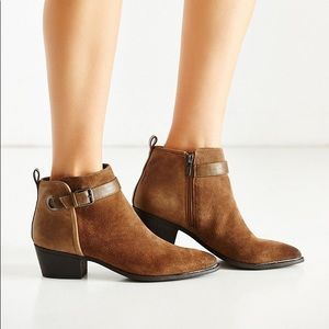 Urban Outfitter brown boots